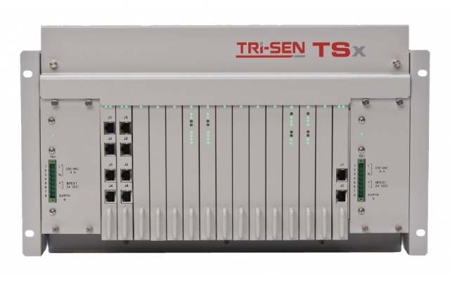 Plataforma de controle programável para Turbomáquinas TSx
