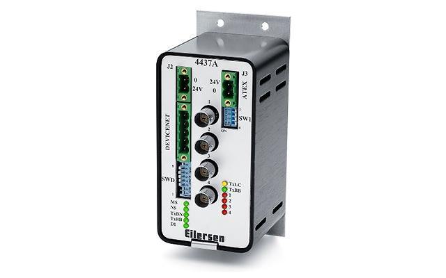 Módulo de Pesagem com Interface DeviceNet – 4X37A