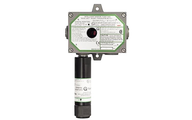 Detector de Gás Tóxico TS4000H