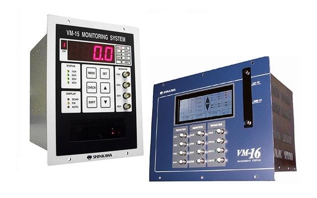 Monitor Série VM-15 - VM-16