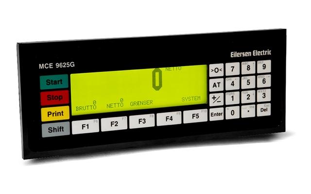 Indicador Digital LCD – MCE9625G