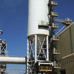 Medidor de nível para silos