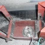 Medidor de umidade de minério
