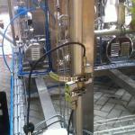 Medidor de vazão para líquidos viscosos