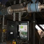 Medidor de vazão magnético de inserção