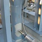 Medidor de vazão para sólidos