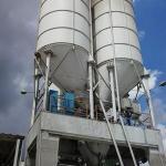 Sensor de nível para silos
