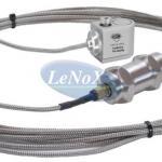 Sensor de vibração industrial