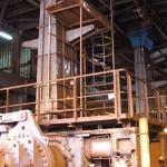 Sistema de pesagem de silos